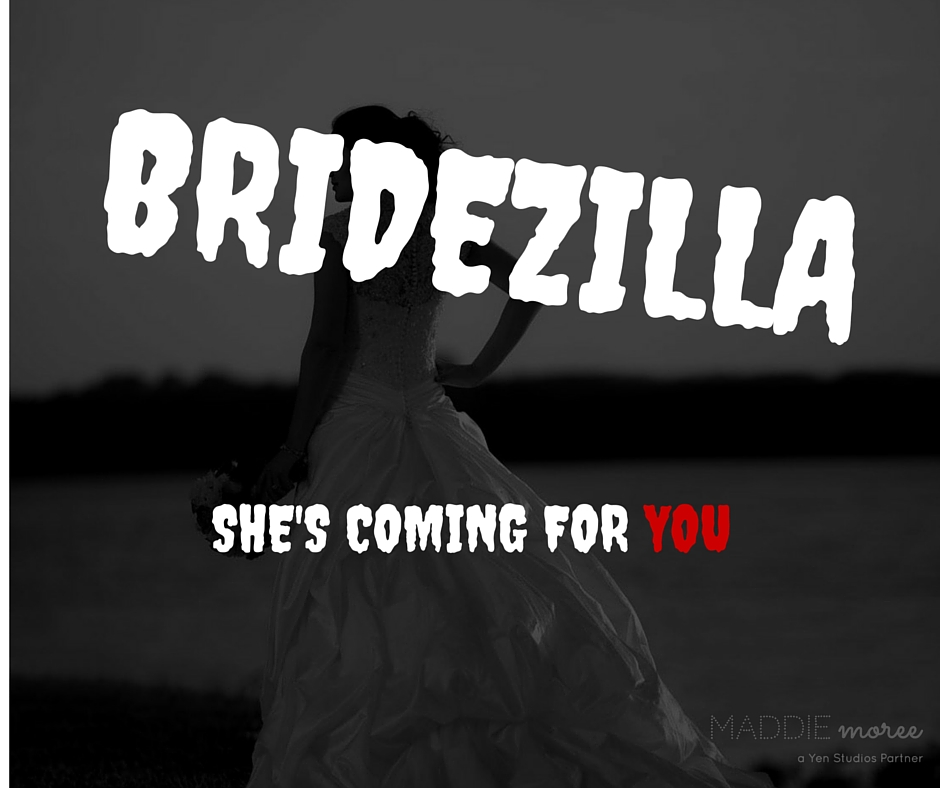 Bridezilla Misunderstood?