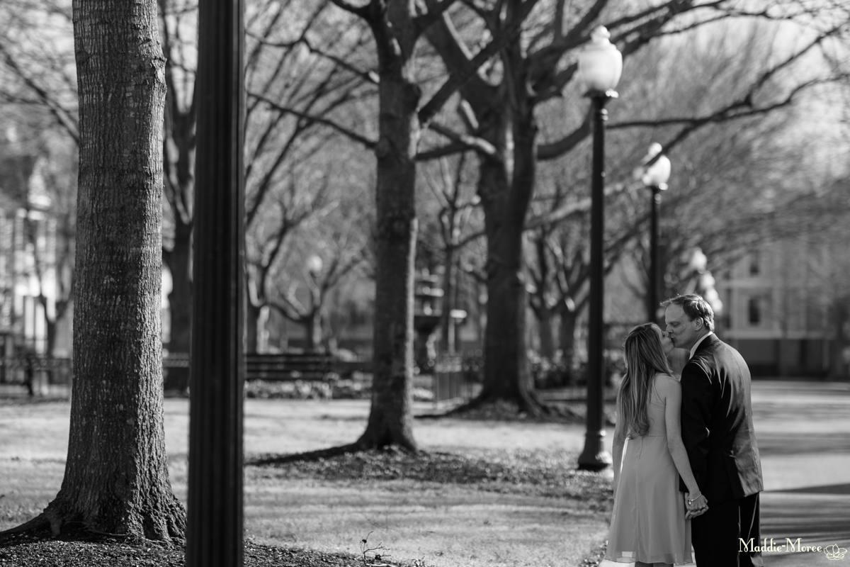 Downtown memphis elopement photography 2