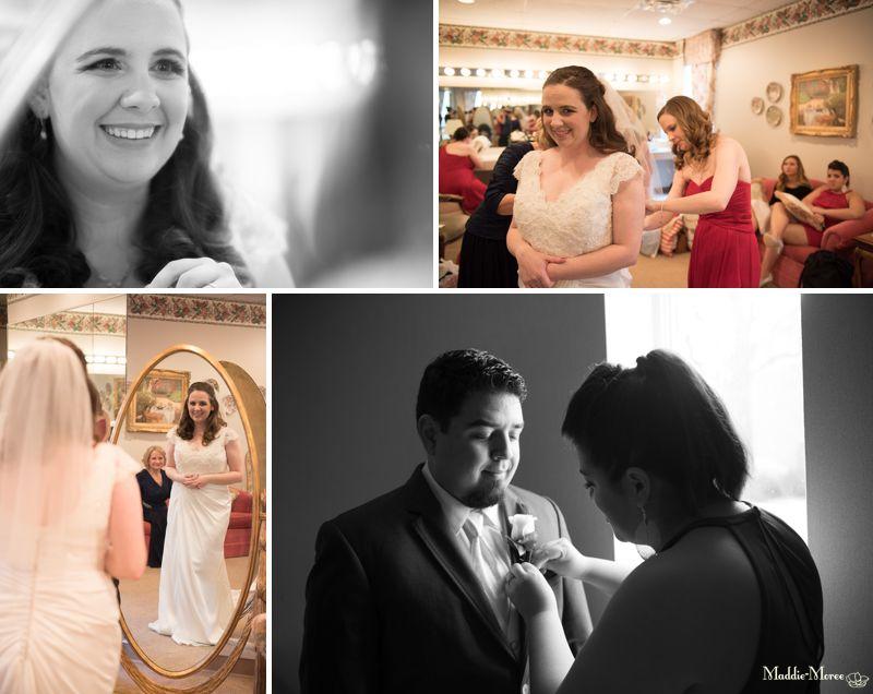 east memphis wedding