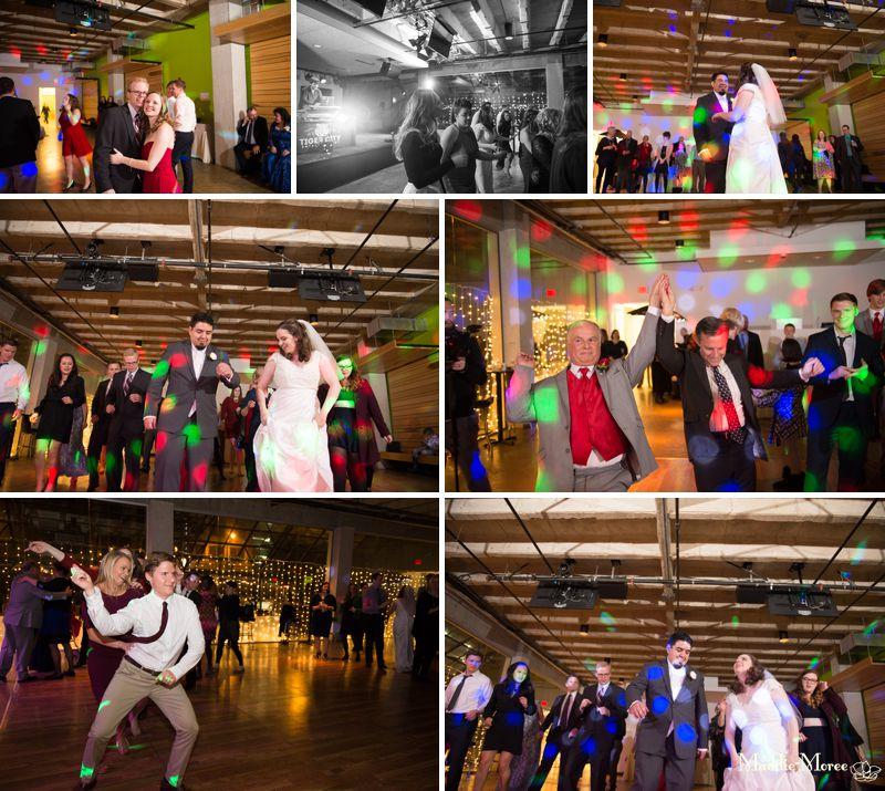 reception dancing tiger entertainment
