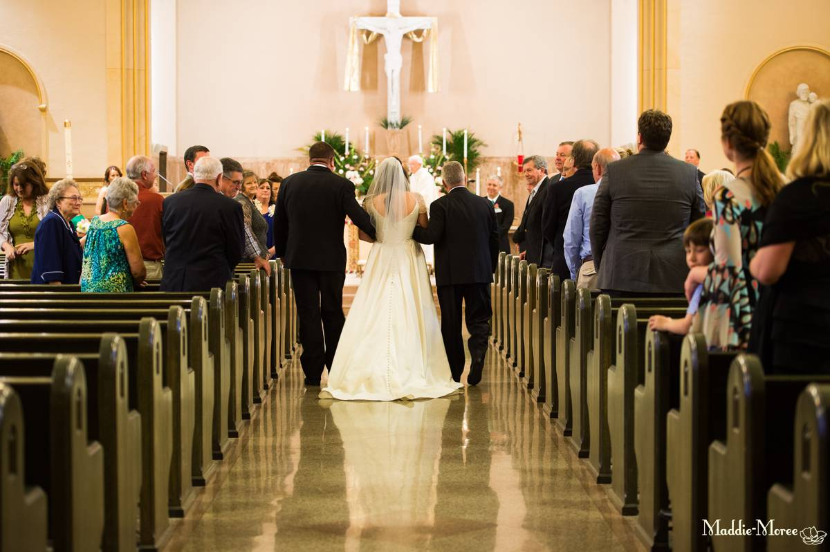 Matt and Amanda Holy Rosary
