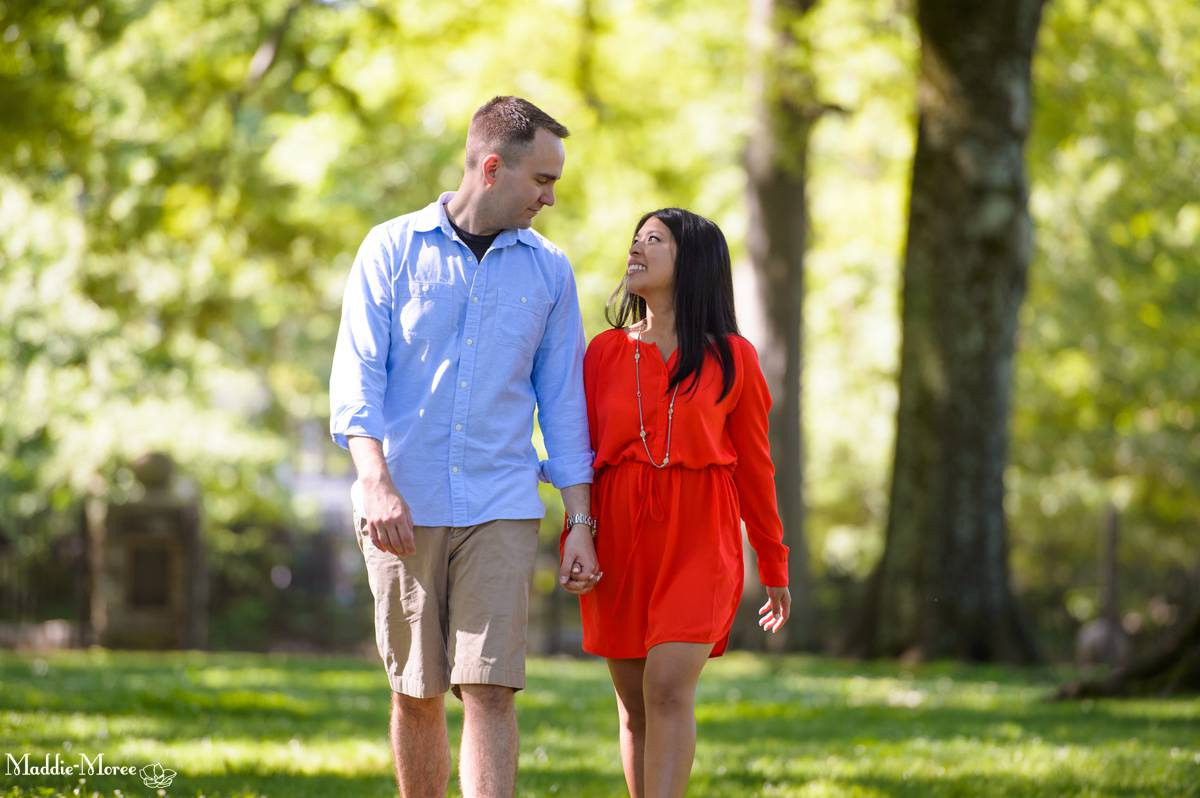 Raezzelle and Michael: A Rhodes Engagement