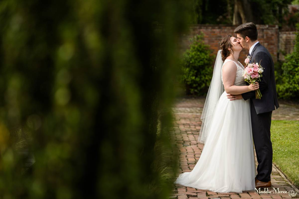 Emily and Andrew: A Cedar Hall Wedding