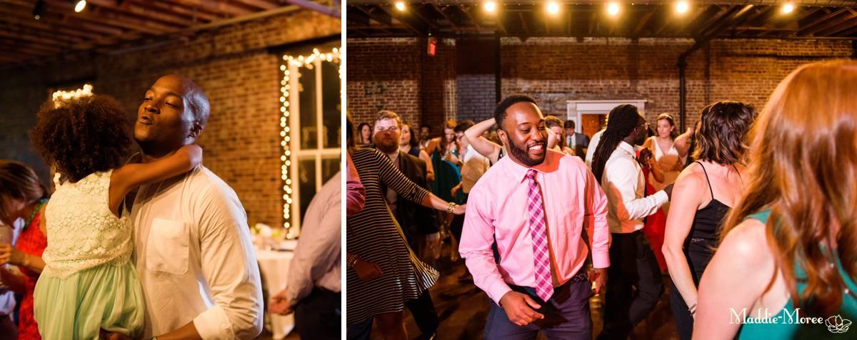 candid dancing photos