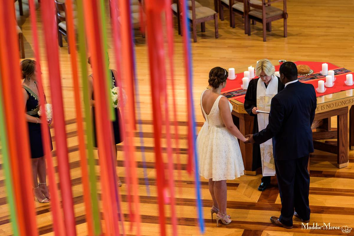 first congo ceremony