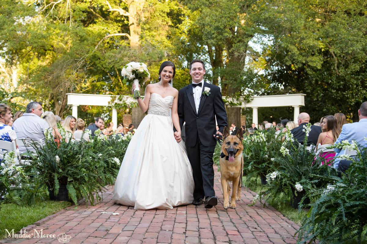 Victoria and Jonathon: A Cedar Hall Wedding