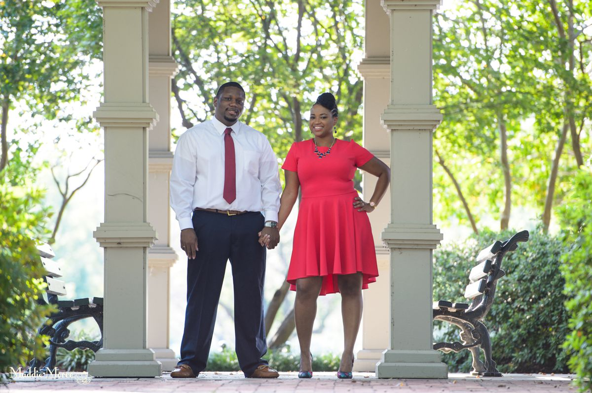Winola and Marcus: A Mud Island Engagement