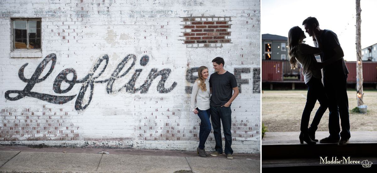 loflin yard engagement