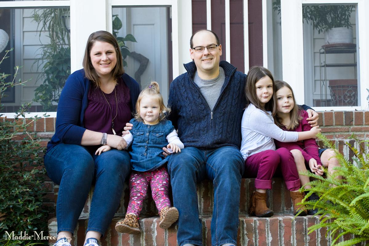 family portrait color scheme