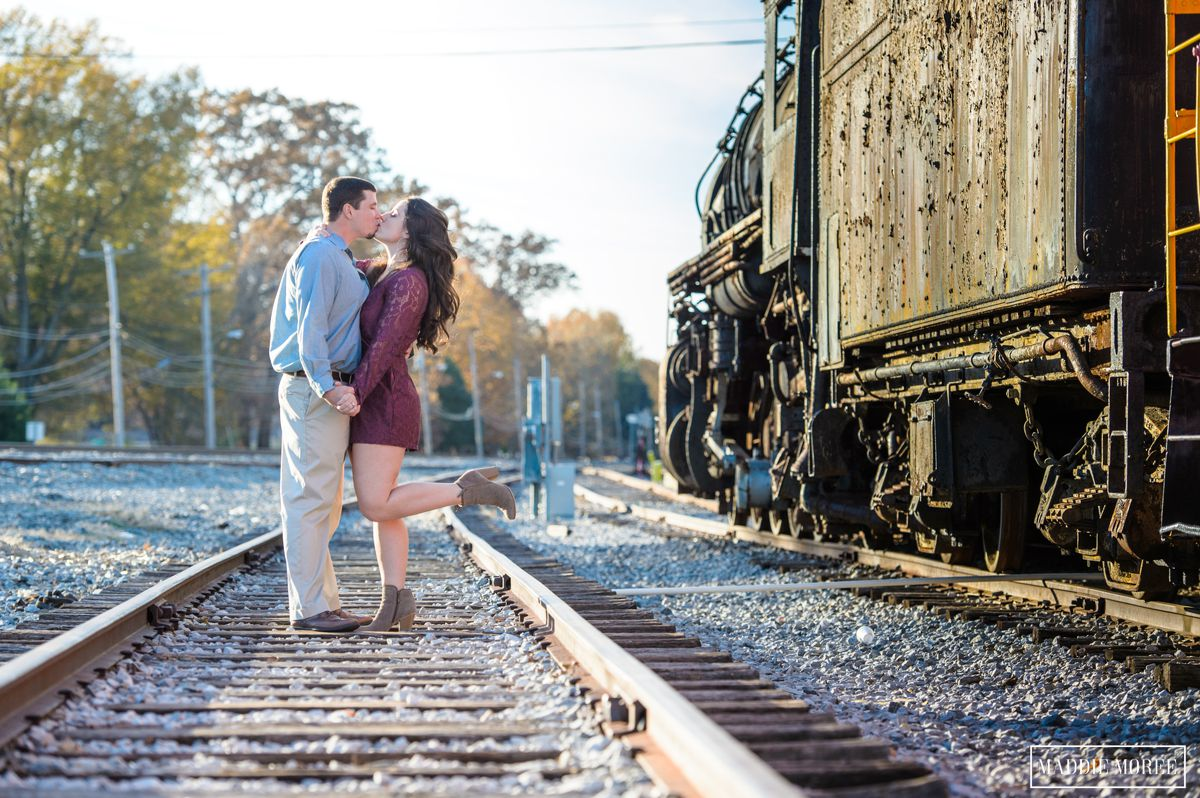train track engagement