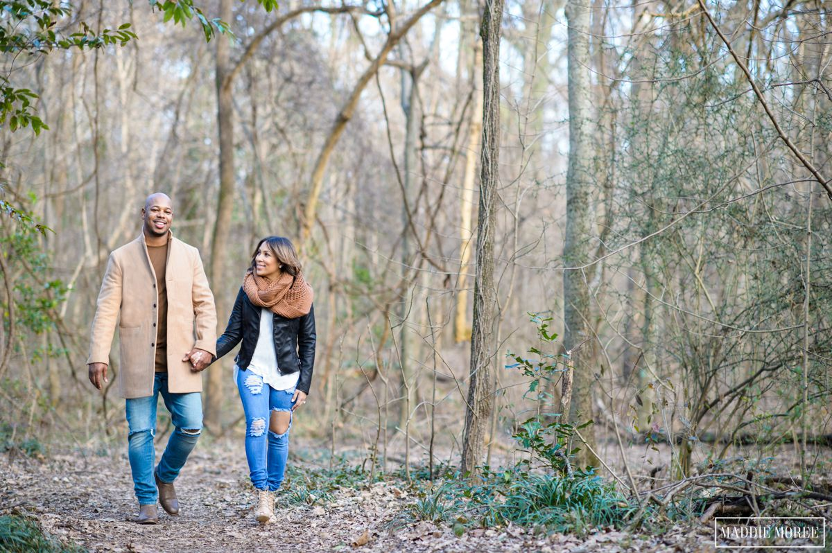 overton park engagement winter