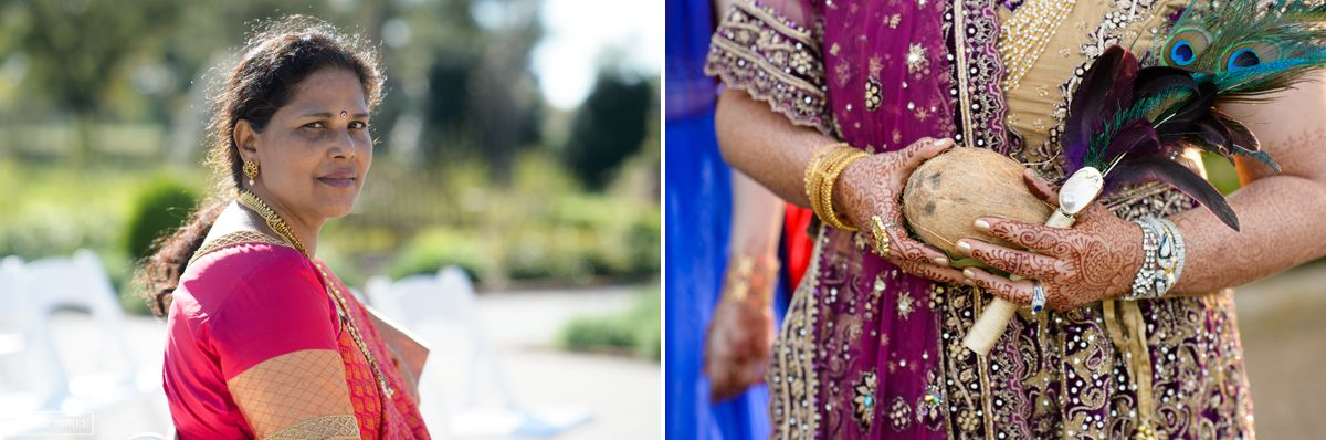 memphis botanic gardens indian wedding