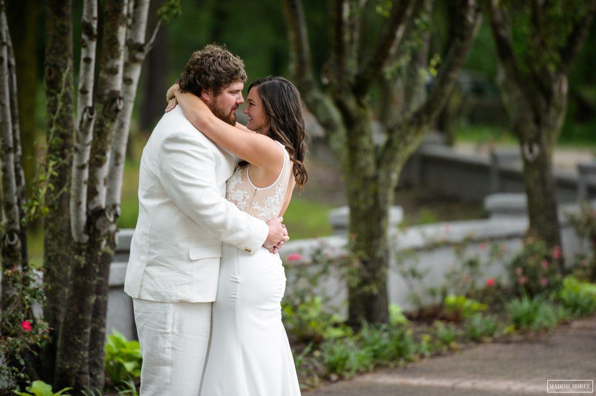 Morgan and Zack: A Great River Lodge Wedding