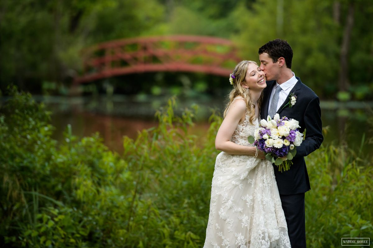 Andrew and Sarah Hunter: A Lichterman Nature Center Wedding