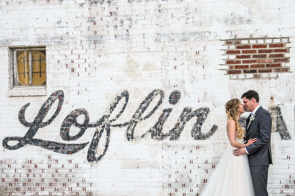 Tricia and Mark: A Loflin Yard Wedding