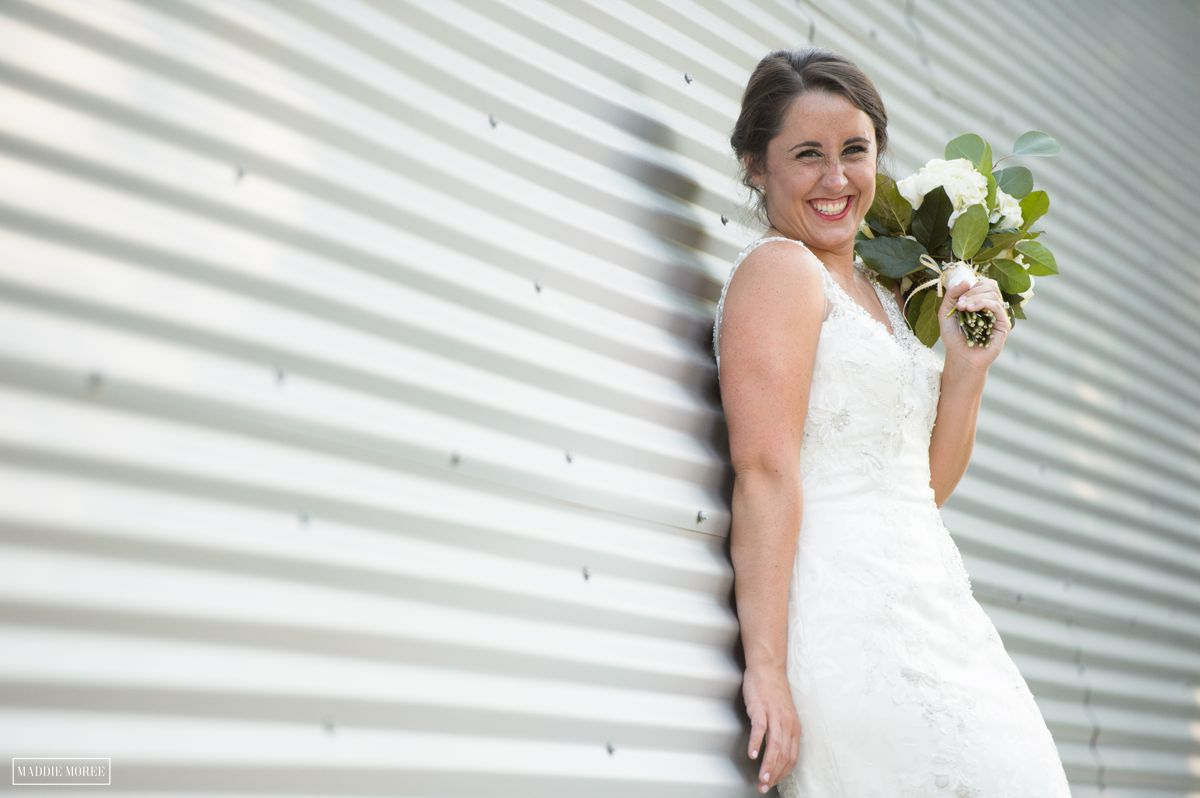 bridal portrait maddie moree