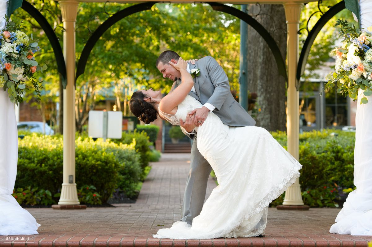 Matt and Jessie: A Collierville Town Square Wedding