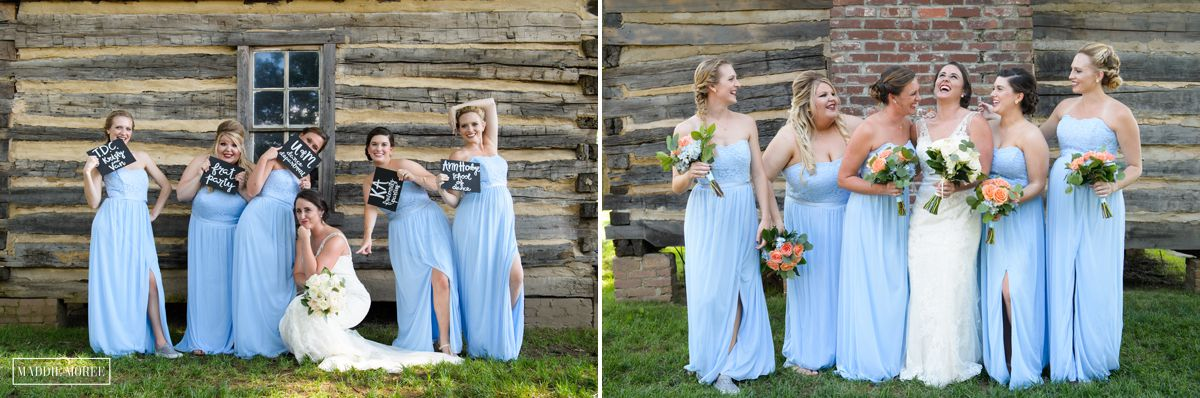 bridesmaids collierville town square