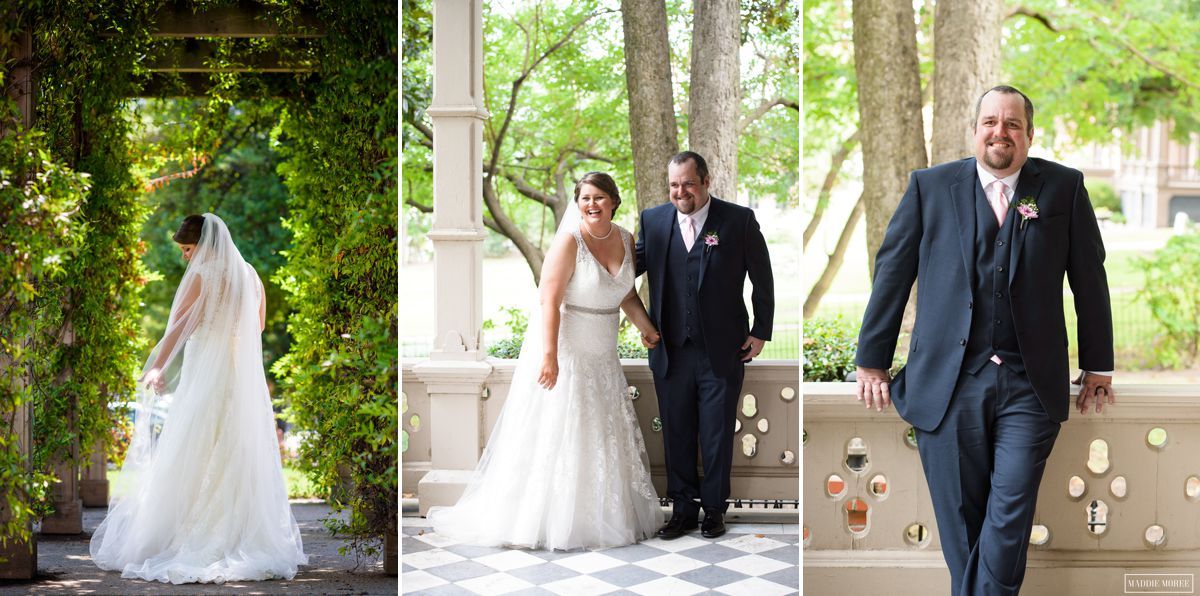 bride groom portraits woodruff fontaine maddie moree