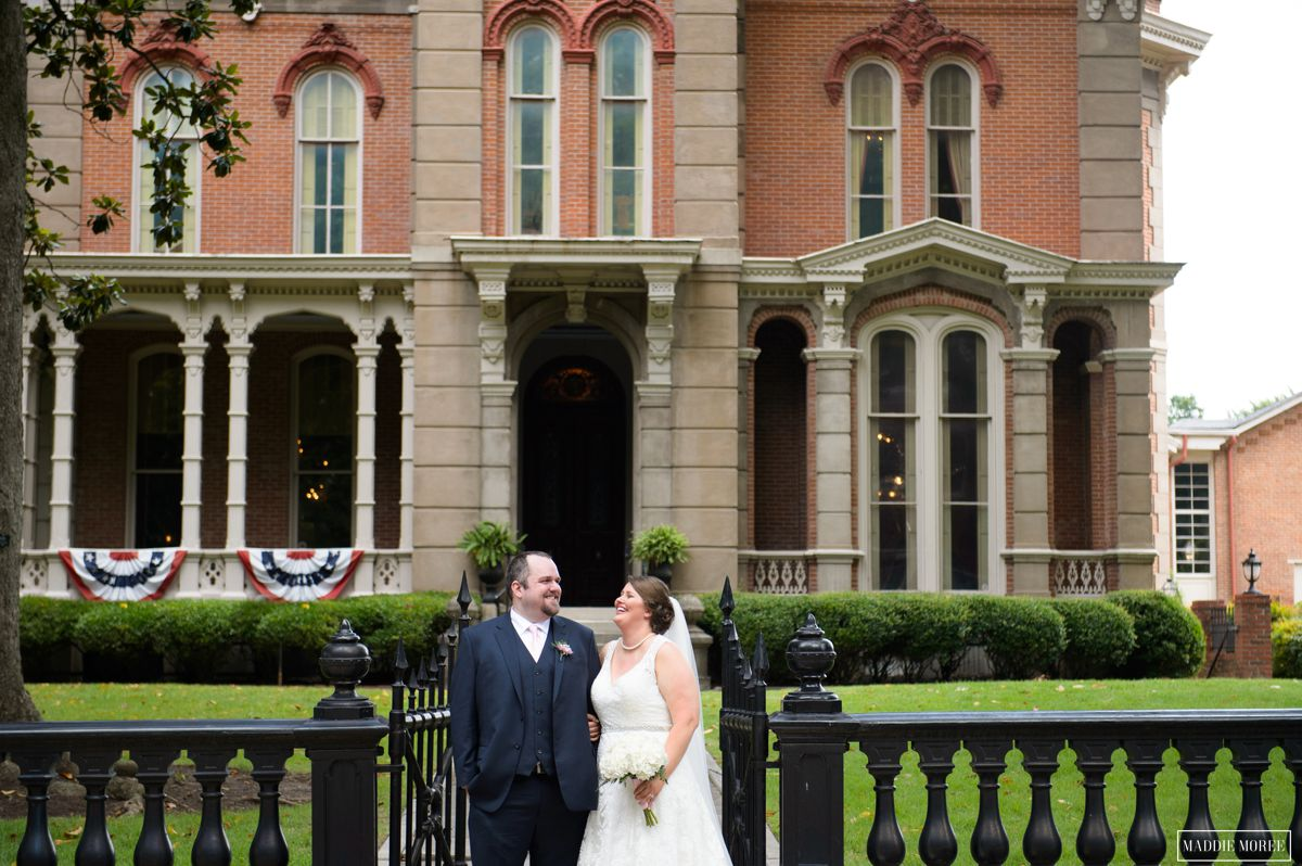 Heather and Sean: A Woodruff Fontaine House Wedding