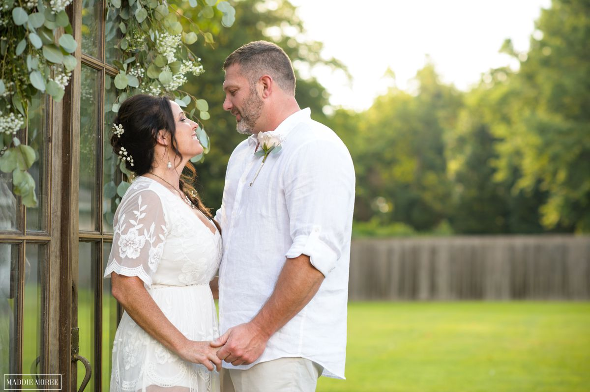 Kelly and Don: A Marion Wedding