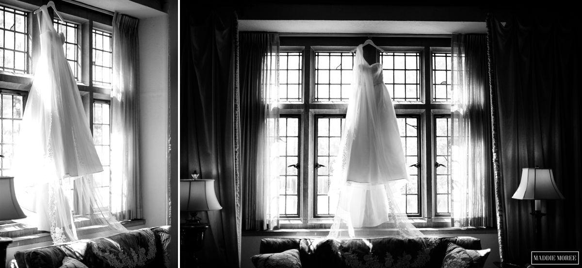 wedding dress details maddie moree