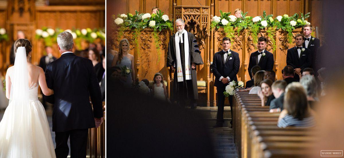 wedding ceremony idewild