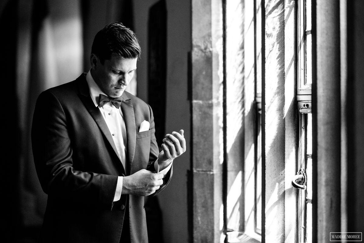 Idewild Presbyterian Church groom