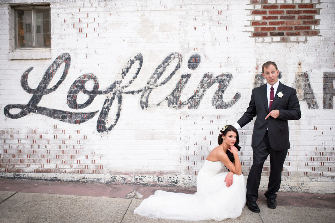 Memphis Wedding Photography: Gillian and Wilson's Loflin Wedding