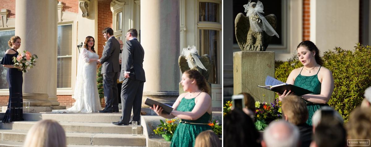 opera singer ceremony