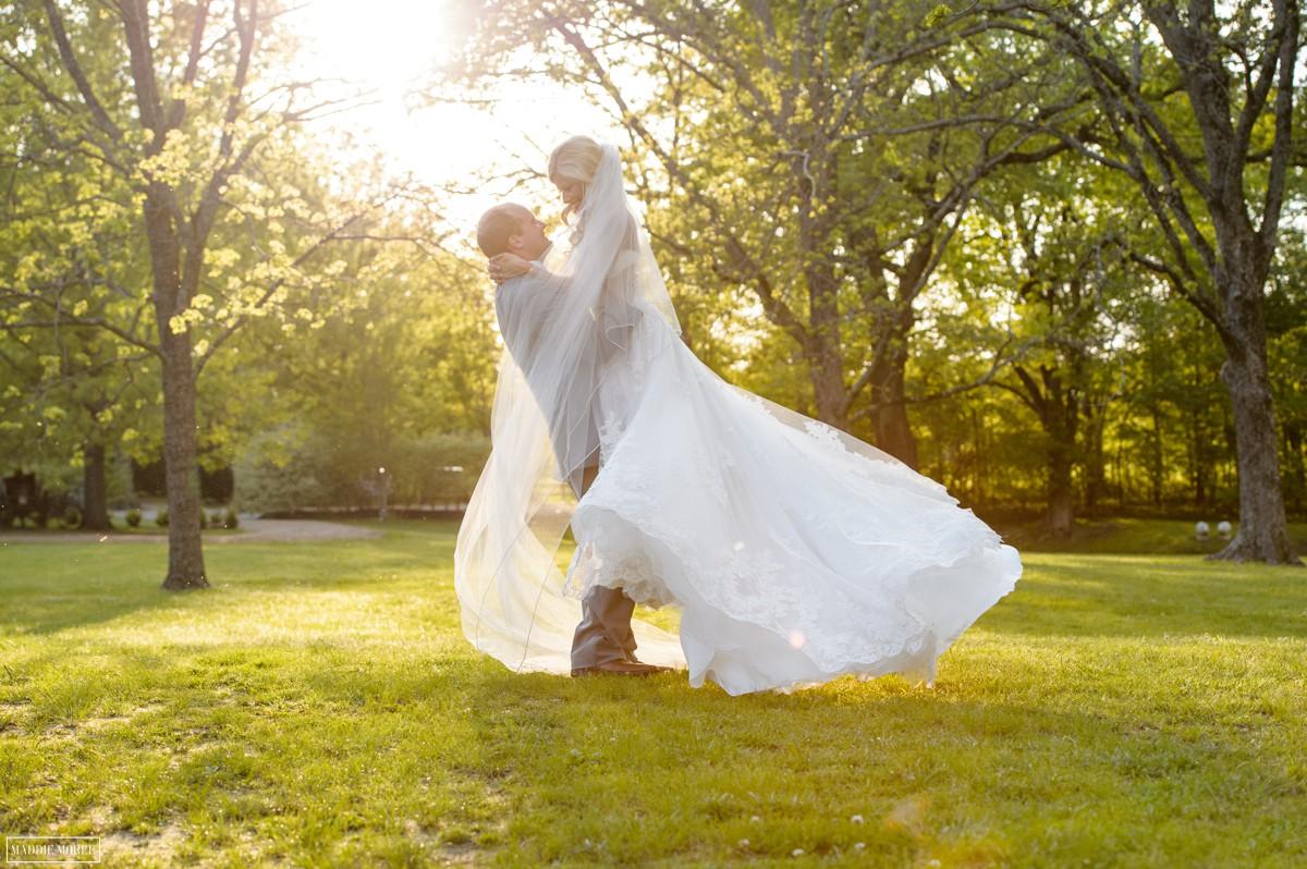 Memphis Wedding Photographer: Brad and Natalie's Heartwood Hall Wedding