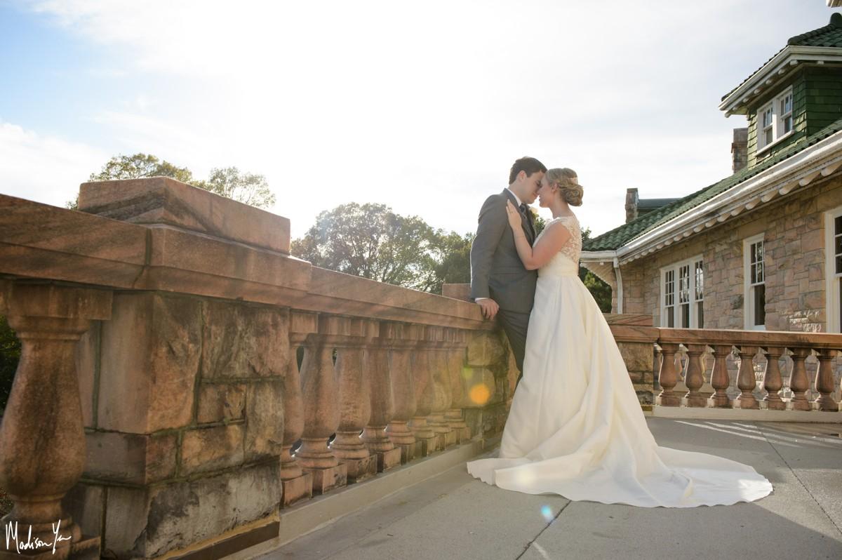 Ned and Jennifer's Pink Palace Wedding