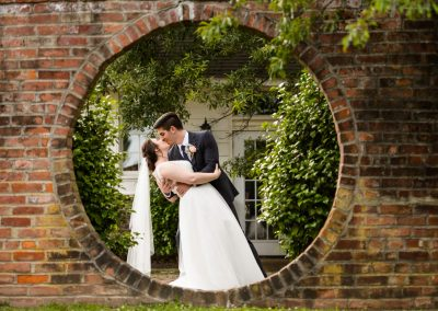 artistic composition wedding photography