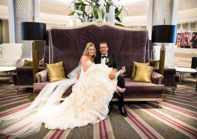 Graceland hotel wedding