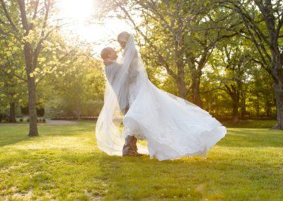 Southern bride wedding