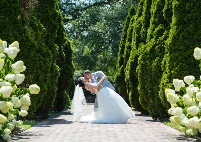 Botanic wedding madison Yen